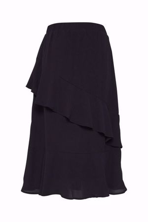 Picture of B.Young-BXFalla skirt  C Total Ass.-Black