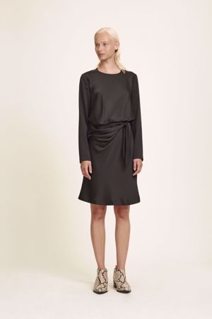 SAMSØE & SAMSØE-HILDA LS DRESS 10449