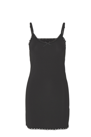 Picture of Cream-Lise Underdress-Pitch Black