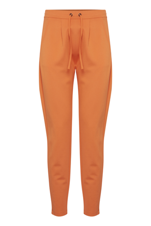 Picture of Fransa-Bestretch  Pant-Red Orange