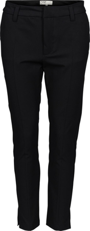 Picture of Pulz-Clara Above Ankle Pant-Black
