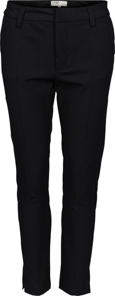 Pulz-Clara Above Ankle Pant-Black