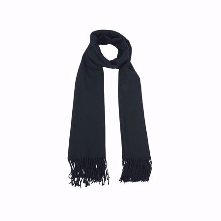 UPDATECPH-SCARVE FA-15006-BLACK