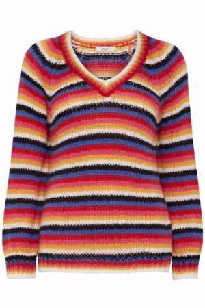 Dranella-Bapaya  Pullover  Multicolor stripe-Stripe mix