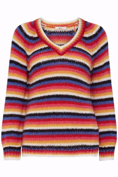 Dranella-Bapaya  Pullover  Multicolor stripe-Stripe mix