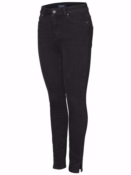 DELLY HIGH WAIST ANKEL JEANS
