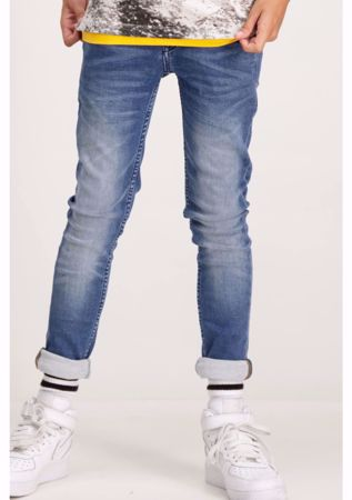 GARCIA KIDS-XANDRO SUPERSLIM JEANS-DENIM-BLUE