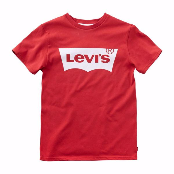 LEVI'S KIDS-TEE SHIRT -RED