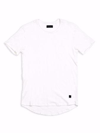 GABBA-KONRAD SLUB S/S T-SHIRT-WHITE