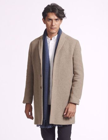LES DEUX-FRIELLE TAILORED COAT - LIGHT BROWN-LIGHT-BROWN