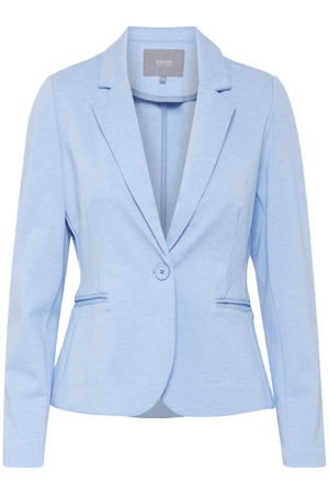 B.Young-Rizetta blazer-Cornflower Blue M