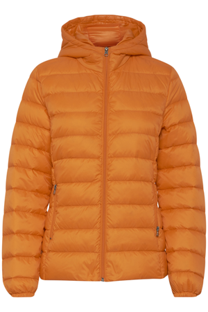 B.Young-Ibico down jacket-Tulip Orange