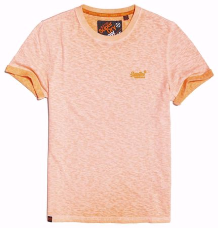 Superdry--Orange Skate Washed