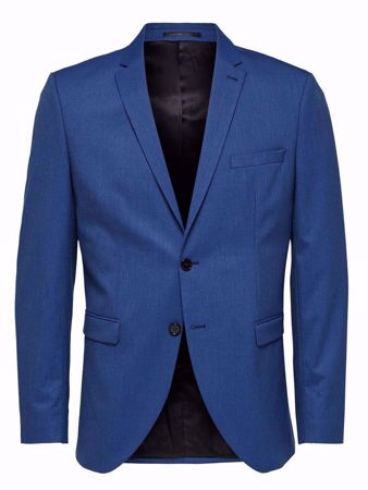 SELECTED HOMME-SLIM FIT - BLAZER-INSIGNIA-BLUE