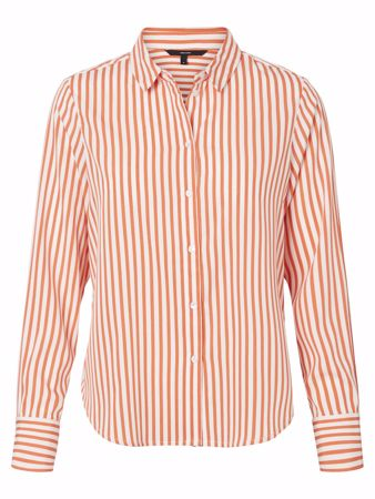 NICKY BLUSE - FLAME STRIPE