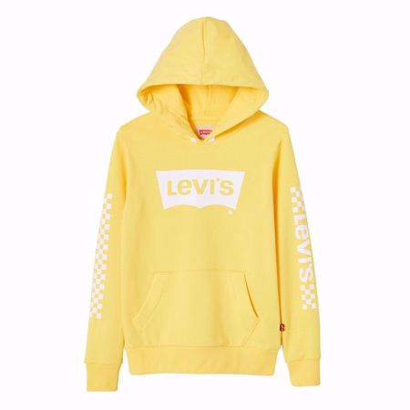 LEVI'S KIDS-SWEAT - BATWING GOLD