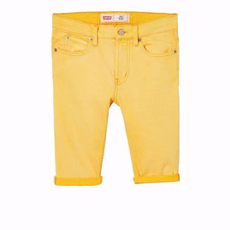 LEVI'S KIDS-BERMUDA 511™ SLIM -OLD-GOLD