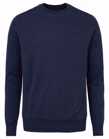 Bruun & Stengade- Devito knit-Navy