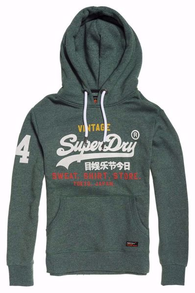 Superdry- Sweat-Cloverfield