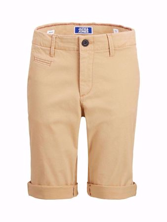 JACK&JONES-REGULAR FIT GUTTE CHINOSHORTS-TAN