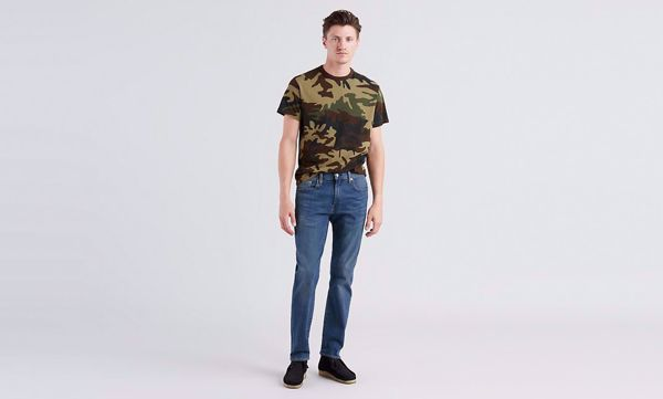 LEVI'S-502™ REGULAR TAPER JEANS-CROCODILE-ADAPT