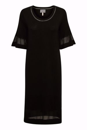 Culture-Anne Marie Dress-Black