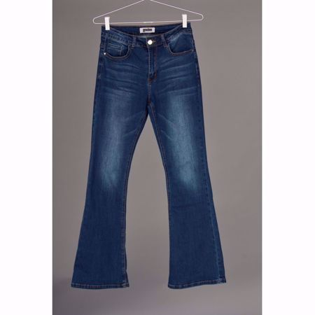MAZING-AUSTIN BOOTCUT JEANS-DENIM-BLUE