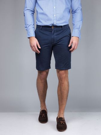 Hansen&Jacob - Classic Chino Shorts - Navy