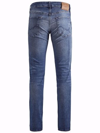 JACK&JONES-GLENN ICON JJ 357 50SPS JEANS-BLUE-DENIM