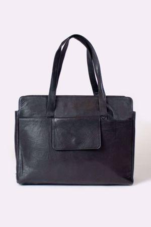 RE:DESIGNED-EVIA BAG-BLACK