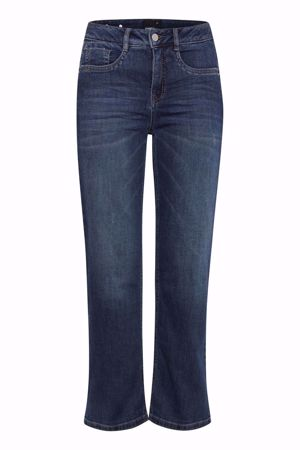 DRANELLA-DRCASRIN 1 TRACY FIT JEANS-MID-BLUE