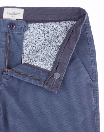 Bruun & Stengade-Pierce pant-Blue