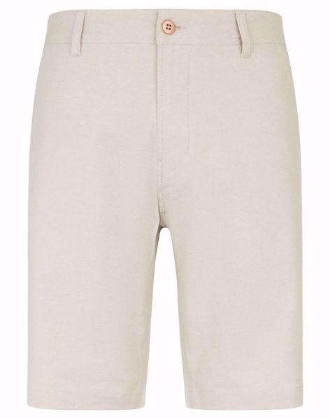 Bruun & Stengade-Dimitrios shorts-Beige
