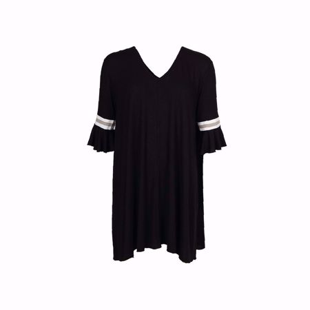ISAY-BRIDGET DRESS-BLACK