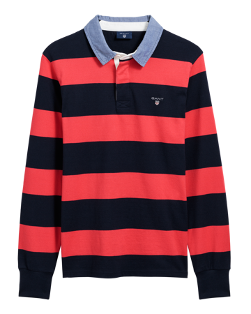 Gant Genser Stripete - The original barstripe heavy rugger