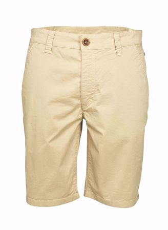 HANSEN&JACOB-KLASSISK CHINO SHORTS-BEIGE