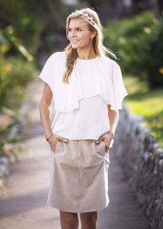 AneMone-BLOUSE-OFFWHITE