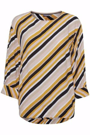 B.Young-BYGABBY BLOUSE-Golden Glow Com