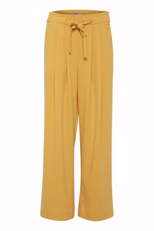 B.Young-BYDENISE WIDE PANTS-Golden Glow
