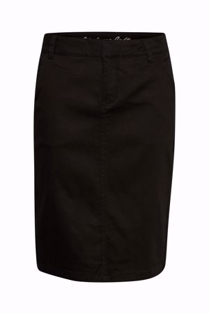 Culture-Alba Skirt-Black