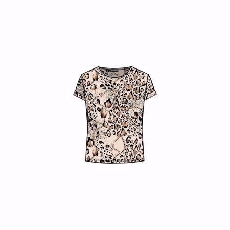 One Two & Luxzuz-Karin T-Shirt-Champignon