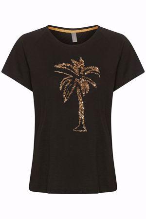 Culture-CUellemi Tshirt-Black