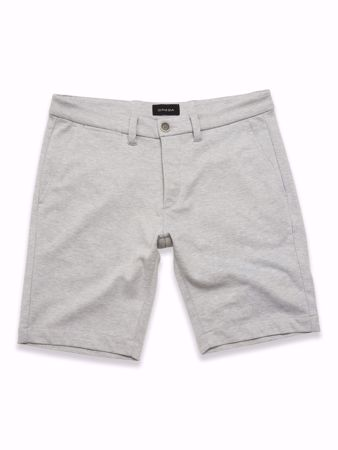 GABBA-JASON CHINO SHORTS -LT.-GREY