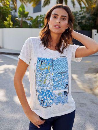 Fransa-FRcimes  Tshirt-Antique