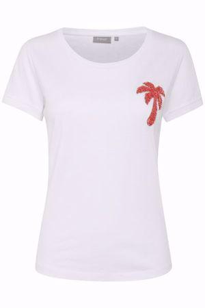 Fransa-FRDIORGANA  Tshirt-White