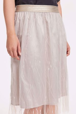 Culture-CUalissa Skirt-Pale Blush