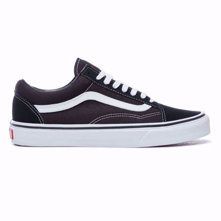 VANS-OLD SKOOL SHOES-BLACK