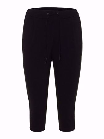 VERO MODA-LOOSE FIT BUKSER-BLACK