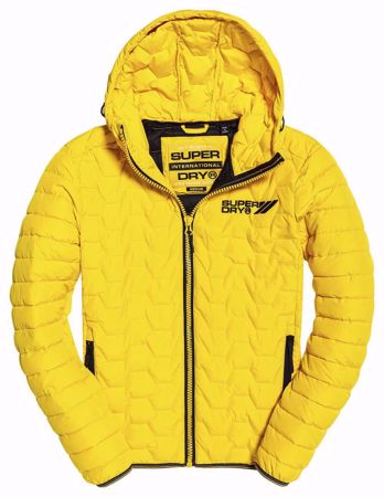 Superdry--Yellow Dark Green