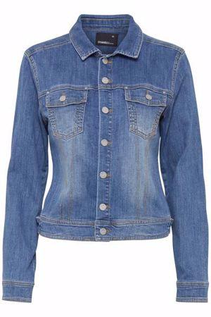 Dranella-DRchicago  Jacket-Light blue